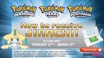 Jirachi evento 2010