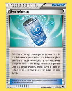Carta Evolrefresco