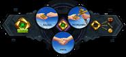 Oriflamas de RuneScape - Pasos