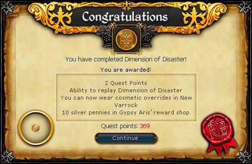 La dimensión del desastre