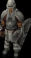 Set armadura hierro (calza) equipado