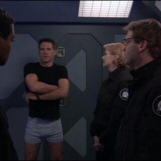Negro SG-1 a partir de una realidad alternativa