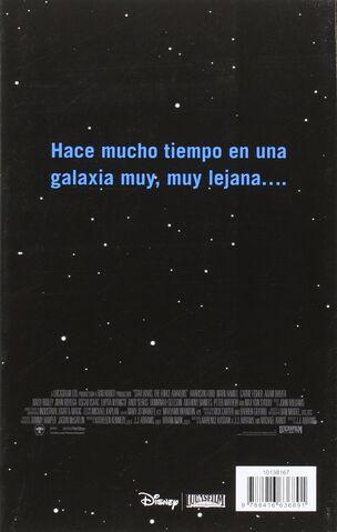Archivo:El Despertar de la Fuerza novela reverso (España).jpg