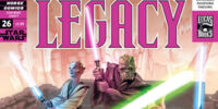 Star Wars: Legacy 26: The Hidden Temple, Part 2