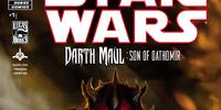 Darth Maul—Son of Dathomir, Part One