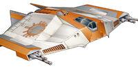 Bombardero prototipo Scurrg H-6
