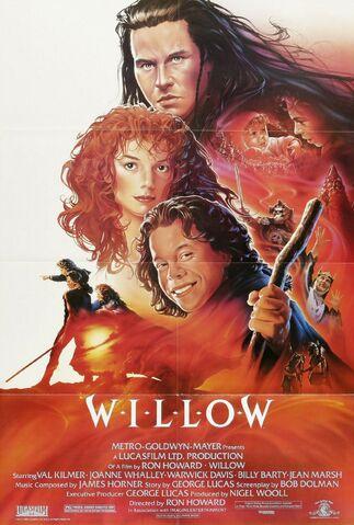 Archivo:Willow movie poster.jpg
