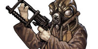 Rifle trampa GRS-1