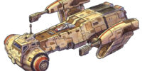 Transporte clase Corredor Estelar