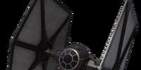 Caza estelar de superioridad espacial TIE/po