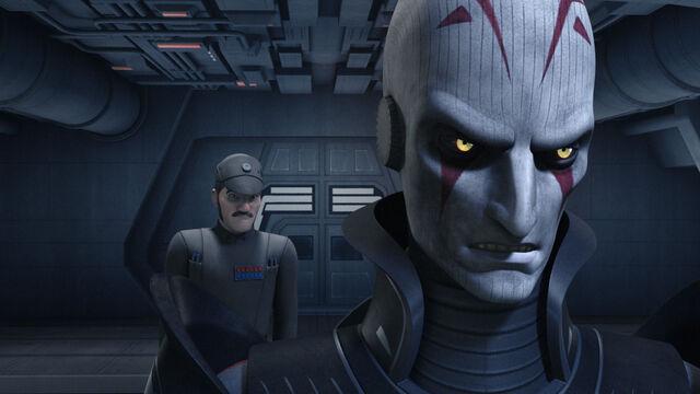 Archivo:Kassius y El Inquisidor hablando de los Rebeldes.jpeg