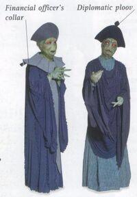 Financiero de Lott Dod (izquierda) y Mik Regrap (derecha)