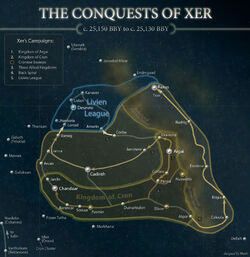 Conquests of Xer