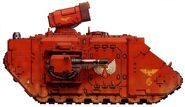 Land Raider Helios 4
