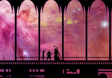 Disformidad Mundo Astronave Interior Nave Imperial Tecnosacerdote Wikihammer