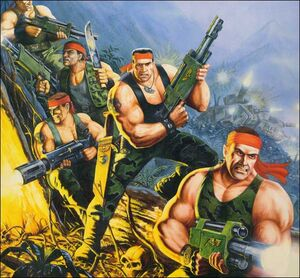 Catachán jungla regimiento