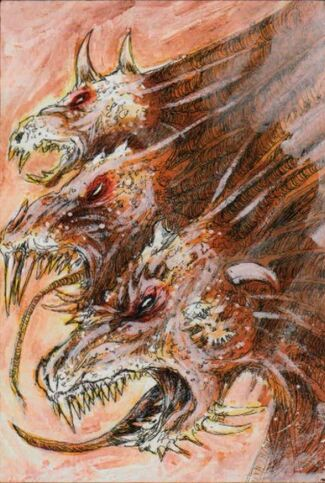 Karanak Mastín Khorne Demonios Caos Warhammer 40k Wikihammer