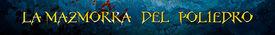 Mazmorra del Poliedro Comunidad Blog Logo Banner