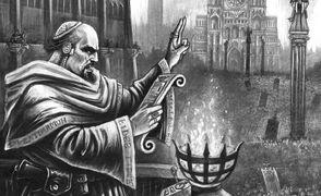 Eclesiarquía sacerdote festividad