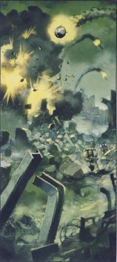 Bombardeo Vírico Devorador de Vida Istvaan III