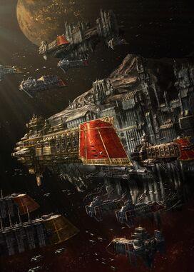 Flota estacion imperial segmentum