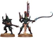 Guerreros de la Cábala eldars oscuros