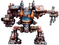Megadreadnought Orko Kráneo de Muerte