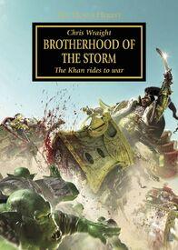 Libro Brotherhood of the storm