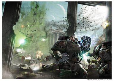 Portada Huida de la Eisenstein Puños Imperiales y Guardia de la Muerte vs Gran Inmundicia.jpg