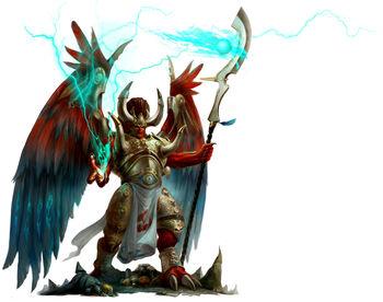 Magnus Príncipe Demonio Mil Hijos Caos 7ª Edición ilustración.jpg