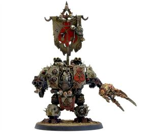 Caos dreadnought de nurgle