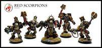 Capellanes de los Escorpiones Rojos