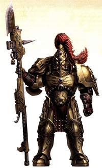 Guardia Custodio Legio Custodes FW ilustración.png