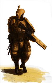 Firewarrior Tau