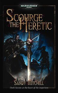 Novela Scourge the Heretic