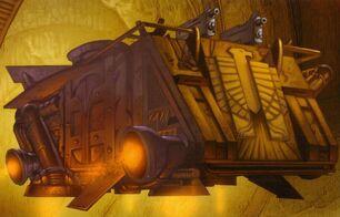 Imperio custodios Grav-Rhino