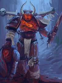 Portador de la Palabra sacrificio espada sierra