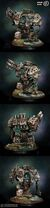 Miniatura dreadnought guardia de la muerte