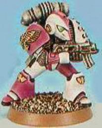 Marine Táctico Águilas de la Muerte 1990 miniatura