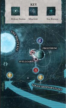Sistema Fenris en el Asedio (II)