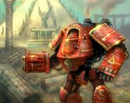 Dreadnought contemptor mil hijos