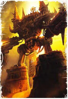 Dies Irae Titán Emperador Legio Mortis Warhammer 40k.jpg