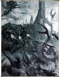 Batalla Hermanas vs Demonios Slaanesh