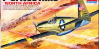 Academy 1/72 North American P-51 Mustang