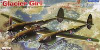 Academy 1/48 Lockheed P-38F Lightning