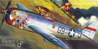Academy 1/72 Republic P-47D Thunderbolt (Bubbletop)