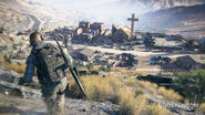 Ghost recond wildlands 1
