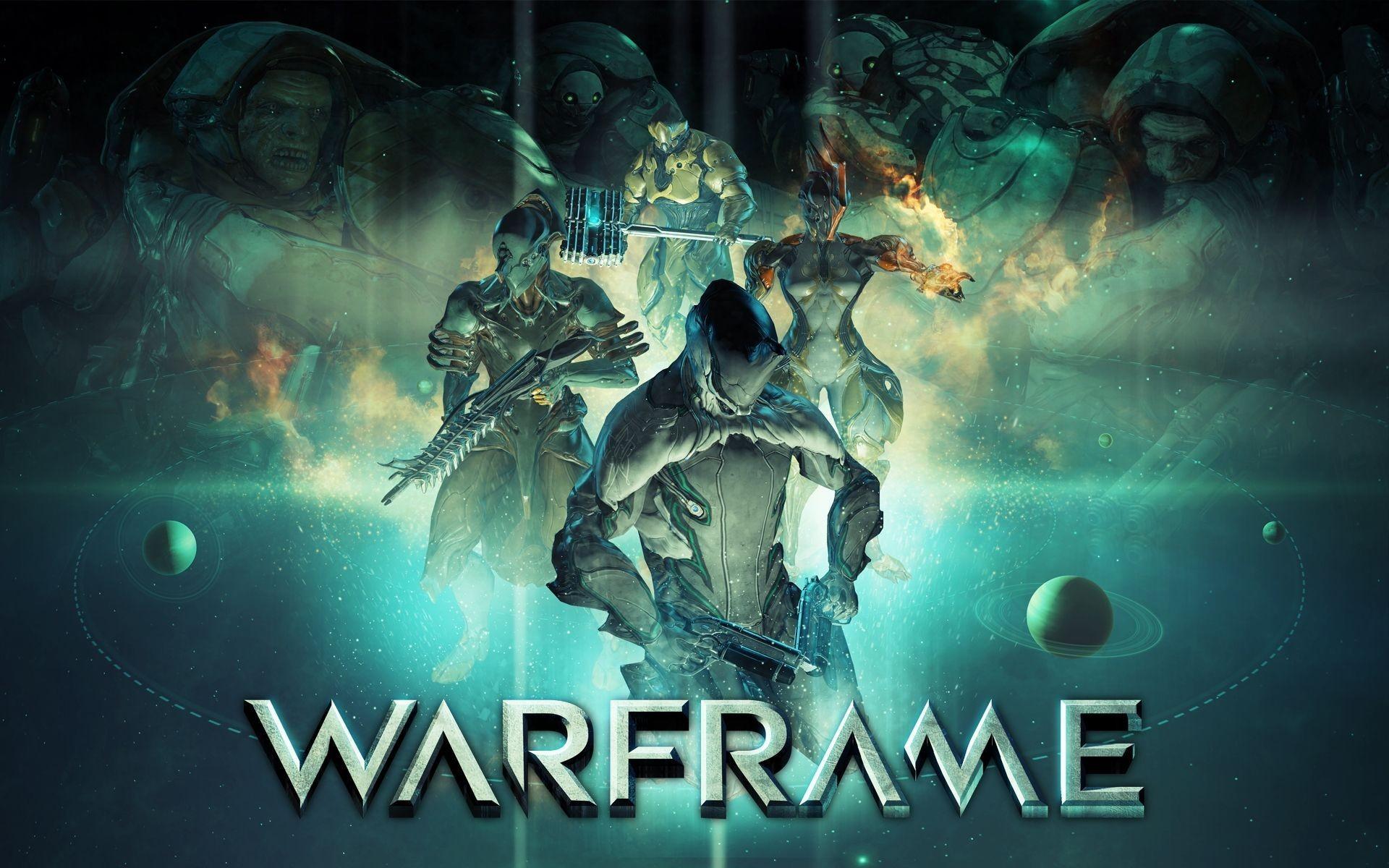 Warframe gratis en steam