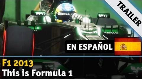 F1 2013 - This is Formula 1 (Español)