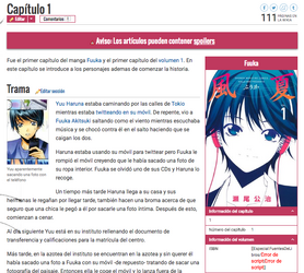 Captura infobox - Fuuka